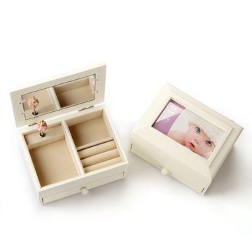 旋转芭蕾舞跳舞相框木质八音盒音乐盒创意母亲节生日礼物送女友闺蜜