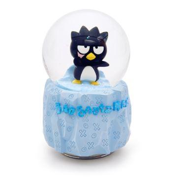 JARLL赞尔旋转飘亮片冰山企鹅水晶球八音盒音乐盒创意生日儿童节礼物