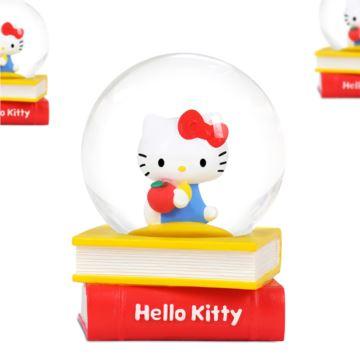 jarll水晶球创意生日礼物送男女生儿童节礼品Hellokitty家居摆件可爱