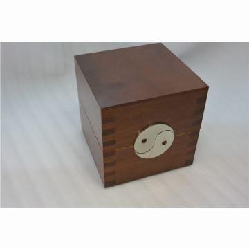 瑞士原装御爵REUGE36音木质八音盒音乐盒创意生日礼物送男女朋友刻字