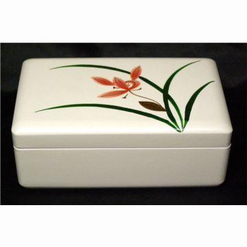 日本进口Sankyo18音木质首饰盒八音盒音乐盒创意生日七夕礼物送男女生