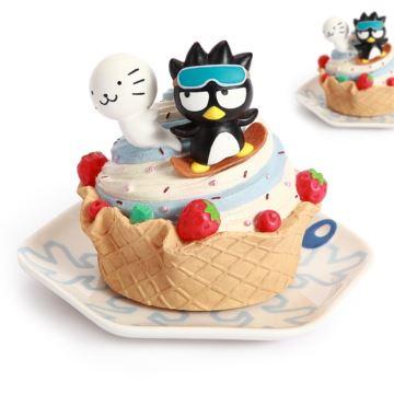 Jarll赞尔旋转企鹅蛋糕旋转八音盒音乐盒创意生日礼物送男女生