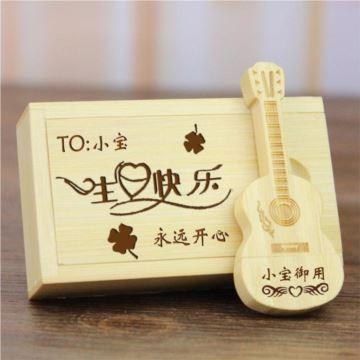 DIY定制刻字木质创意礼物情人节圣诞节送男女生纪念品浪漫特别实用