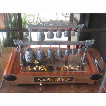 雷曼士50音编钟音乐盒八音盒Y50F6高档创意送女情人节礼物精品收藏可定制