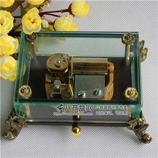 雷曼士30音八音音乐盒Y30L1创意精品特别送男女生日礼物精品高端大气