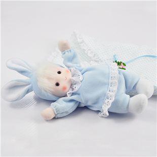 日本Sankyo音睡袋摇头娃娃音乐盒八音盒 儿童生日礼物创意儿童礼品