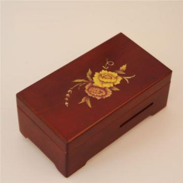 30音手摇纸带八音盒音乐盒首饰盒高档创意送男女生日情人节特别礼物可定制