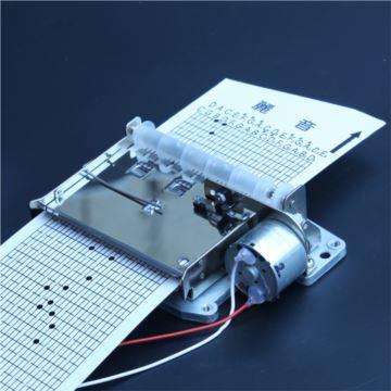 韵升30音手摇纸带DIY谱曲音乐盒八音盒机芯创意礼物可定制曲目可编曲