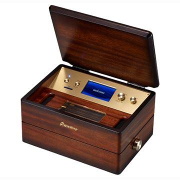 日本Sankyo40音八音盒音乐盒300首音乐插SD卡全球限量版珍藏品