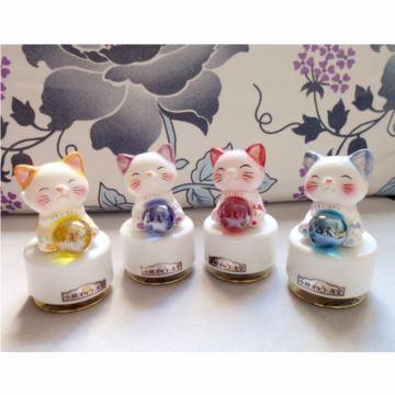 18音小樽陶瓷八音盒音乐盒招财猫创意生日礼物送那女朋友天空之城