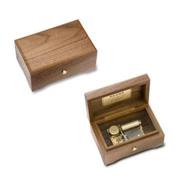 [全新正品]瑞士御爵音乐盒 REUGE36音核桃木八音盒现货高端收藏商务礼品