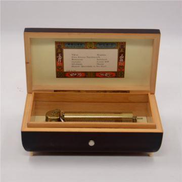 正品瑞士Reuge御爵42音梳6曲音乐盒八音盒西洋欧美古董收藏 高档礼品 品相完好