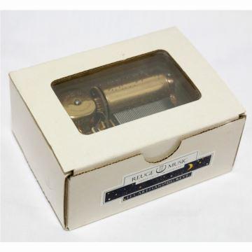 正品瑞士Reuge御爵36音八音盒古董音乐盒 带包装品相完好 收藏馈赠上品