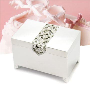 ILOVEST永恒精品音乐盒八音盒WINKO水晶结婚首饰盒创意生日礼物送女生