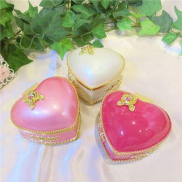 日本进口Sankyo18音软合金首饰盒八音盒音乐盒创意生日礼物结婚庆礼品
